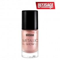 Лак для ногтей Metallic Show тон 304 (розовый кварц)