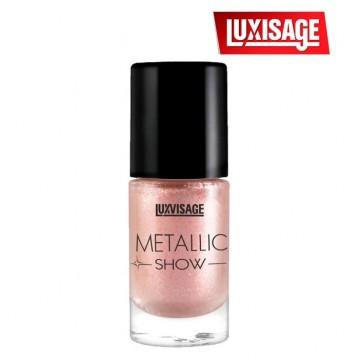 Лак для ногтей с эффектом металлического сияния Metallic Show тон 304 розовый кварц