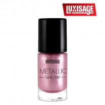 Лак для ногтей Metallic Show тон 305 (лиловое золото)