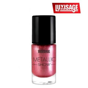 Лак для ногтей с эффектом металлического сияния Metallic Show тон 306 красная медь