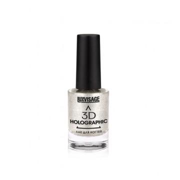 Лак для ногтей 3D HOLOGRAPHIC
