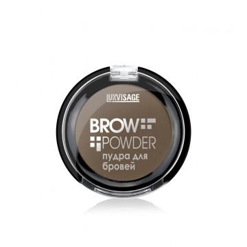 Пудра для бровей Brow powder тон 03 Grey Brown