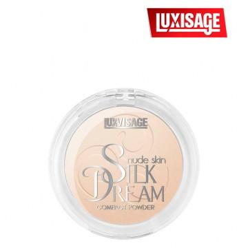 Пудра Silk Dream Nude Skin тон 02 светлый беж