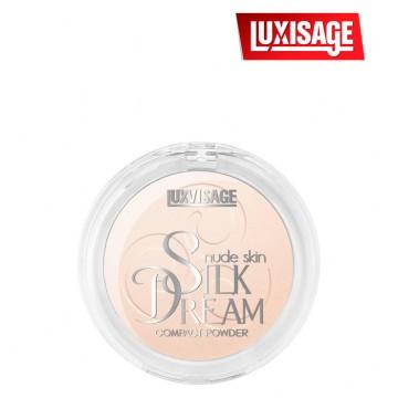 Пудра Silk Dream Nude Skin тон 03 слоновая кость