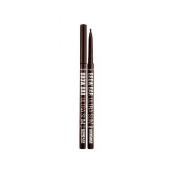 Карандаш для бровей механический BROW BAR Ультратонкий тон 304 Chocolate