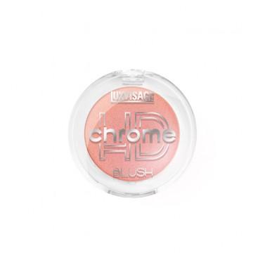 Румяна HD chrome тон 105 нежный розовый