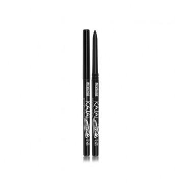 Суперстойкий матовый механический карандаш для глаз KAJAL super stay 10h тон Ultra black
