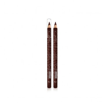Карандаш для глаз тон 02 коричневый