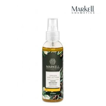 Капли (масло) для волос укрепляющие