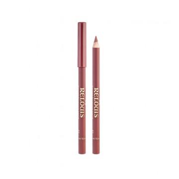 Контурный карандаш для губ с витамином Е тон 01