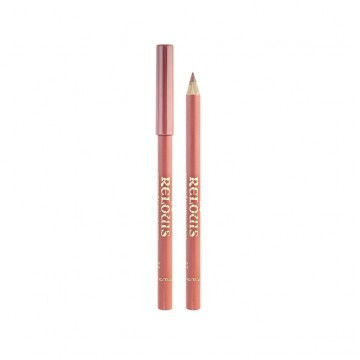 Контурный карандаш для губ с витамином Е тон 02