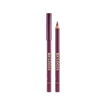 Контурный карандаш для губ с витамином Е тон 18