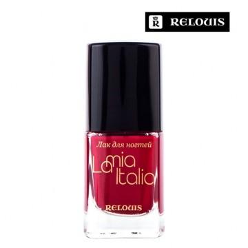 """Лак для ногтей """"La Mia Italia"""" тон 34"""