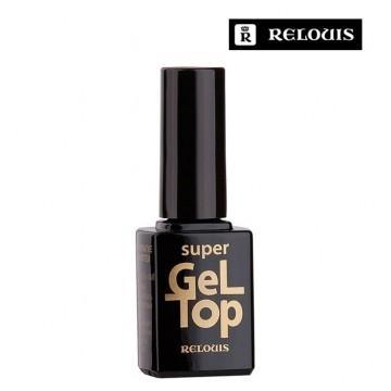 """Верхнее покрытие лака для ногтей """"Super Gel Top"""""""