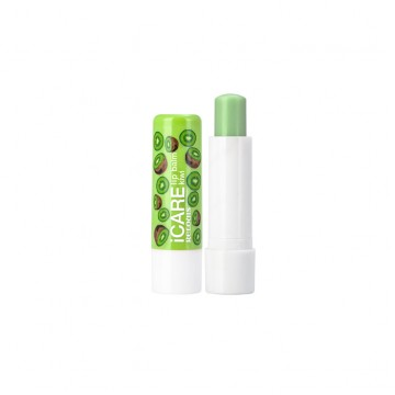Бальзам-уход для губ Icare Lip Balm kiwi (тропический киви)
