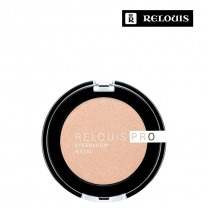 "Тени для век ""Relouis Pro Eyeshadow Metal"" тон 53 Oh my gold"