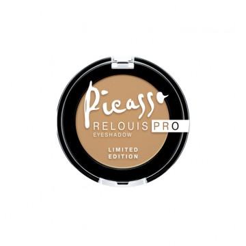 Тени для век RELOUIS PRO Picasso Limited Edition тон 01 MUSTARD