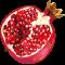 Бальзам-уход для губ Icare Lip Balm pomegranate (сочный гранат)