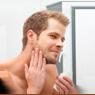 После бритья